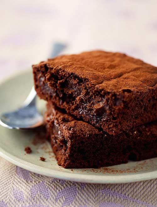 Nướng bánh socola không cần lò - 8