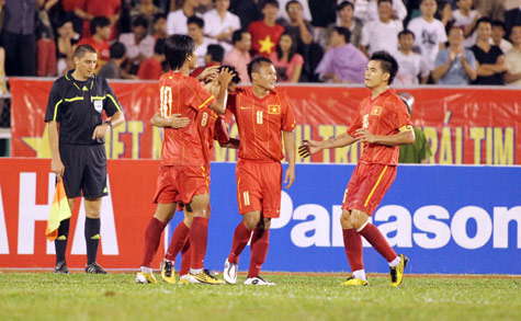 ĐTVN và kịch bản tại vòng loại WC 2014 - 1
