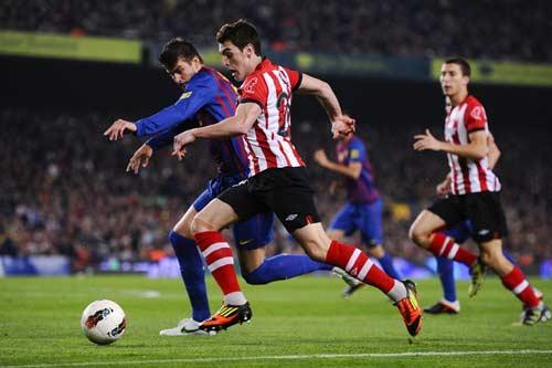 Barca - Bilbao: Bất ngờ nho nhỏ - 1