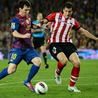 Barca - Bilbao: Bất ngờ nho nhỏ