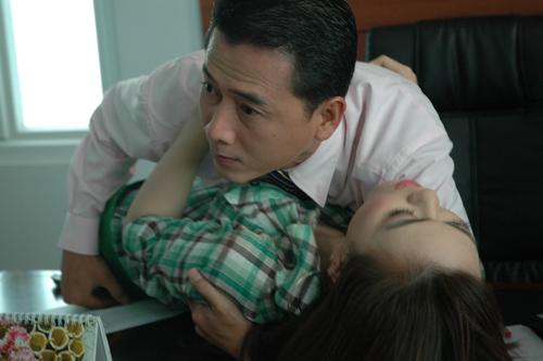 """Minh Thư """"ngoại tình"""" với Quách Ngọc Ngoan - 2"""