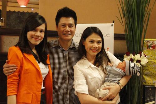 Ngô Kiến Huy có con với em gái Thanh Thảo - 2