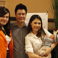 Ngô Kiến Huy có con với em gái Thanh Thảo