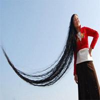 Những bộ tóc dài nhất thế giới