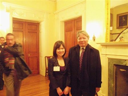 Cô gái Việt xuất sắc tại ĐH Harvard - 2