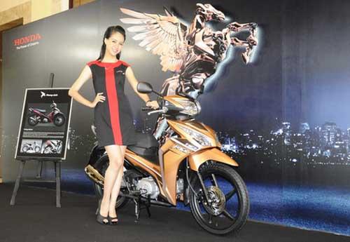 Thị trường xe máy Việt tháng 3: Khó lường - 1