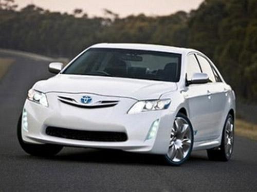 Toyota tăng giá bán một số mẫu xe - 1
