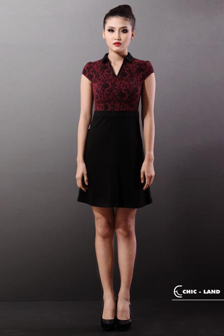 Xu hướng váy đầm mùa hè 2012 - 1