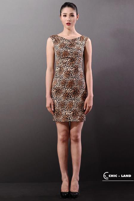 Xu hướng váy đầm mùa hè 2012 - 2