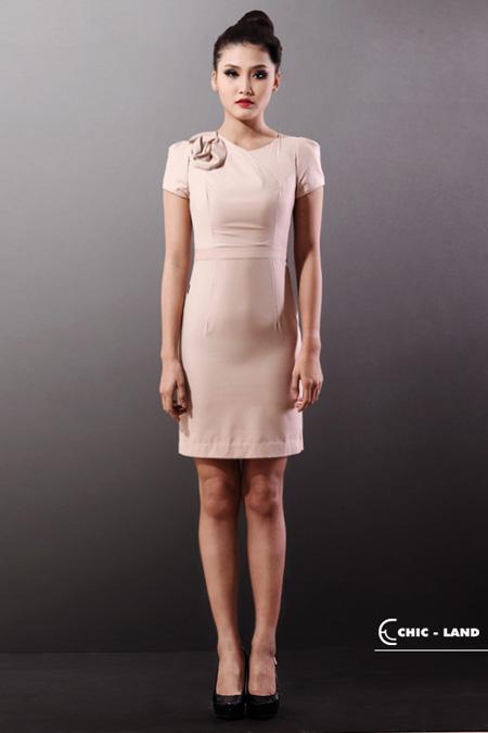 Xu hướng váy đầm mùa hè 2012 - 3