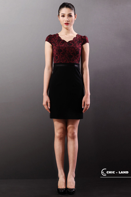 Xu hướng váy đầm mùa hè 2012 - 4