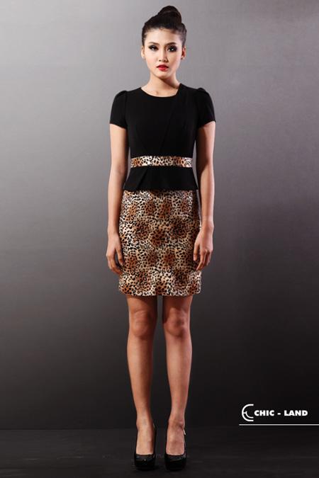 Xu hướng váy đầm mùa hè 2012 - 5