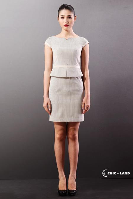 Xu hướng váy đầm mùa hè 2012 - 6