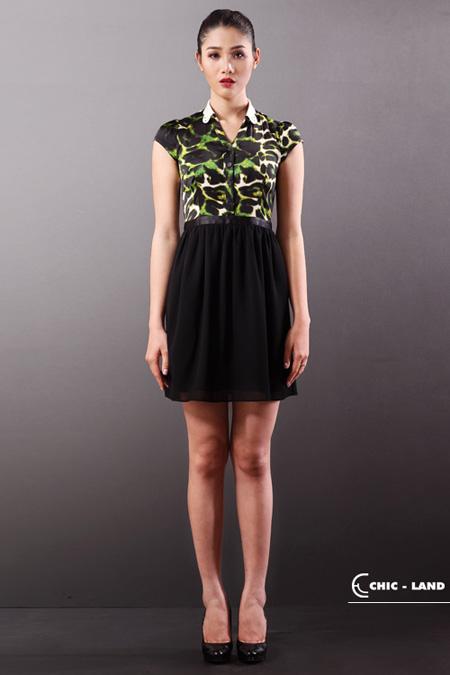 Xu hướng váy đầm mùa hè 2012 - 10
