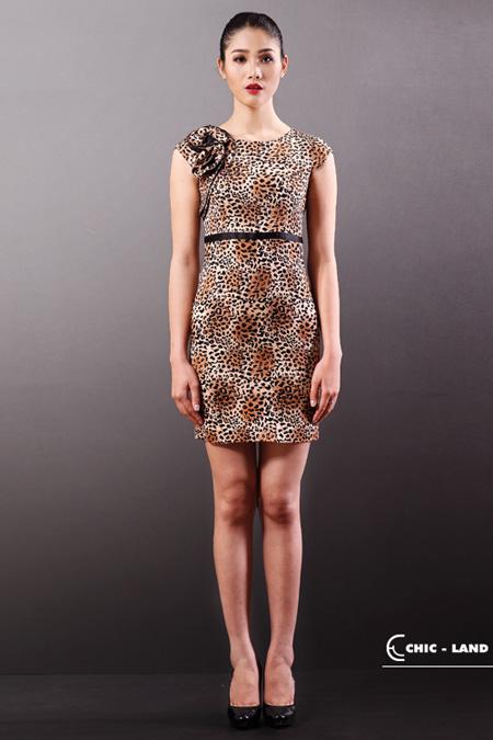Xu hướng váy đầm mùa hè 2012 - 11