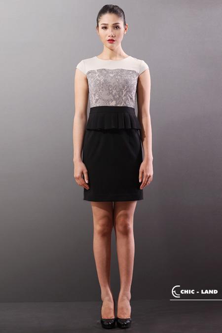 Xu hướng váy đầm mùa hè 2012 - 8