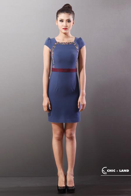 Xu hướng váy đầm mùa hè 2012 - 9