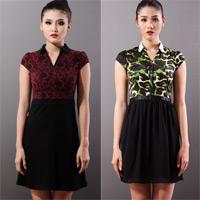 Xu hướng váy đầm mùa hè 2012