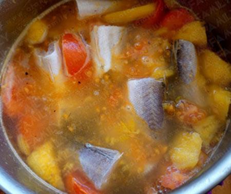 Lạ miệng canh cá nấu chua miền Nam - 5