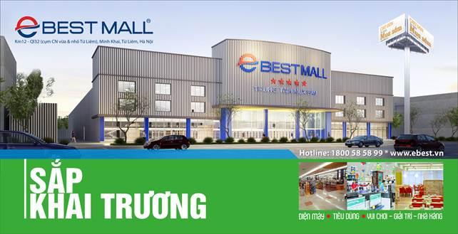Ebest Mall – Thế giới mua sắm diệu kì - 1