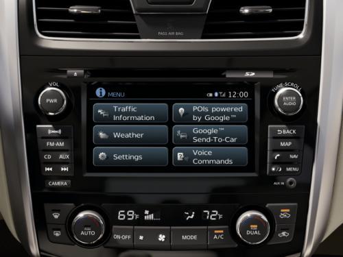 Nissan Altima – sedan cỡ trung giá mềm - 8