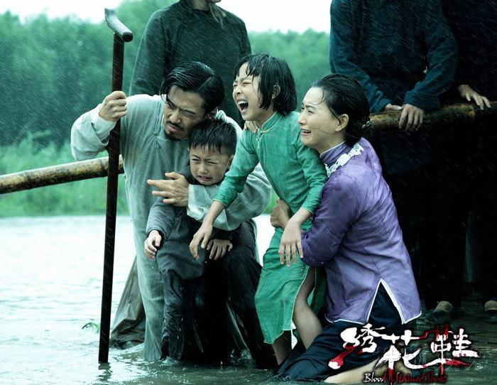 Hốt hoảng vì cảnh phim của Lâm Tâm Như - 3