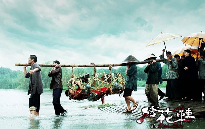 Hốt hoảng vì cảnh phim của Lâm Tâm Như - 1