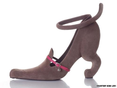 Những đôi giày cao gót kỳ quái - 5