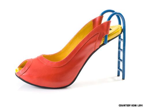 Những đôi giày cao gót kỳ quái - 10
