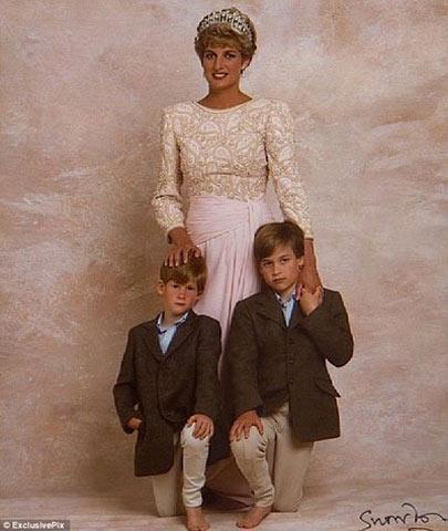 Công nương Diana: Hình ảnh chưa từng công bố - 1