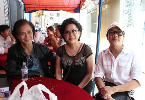 Giao Linh tiếc thương nhạc sĩ Thanh Sơn - 3