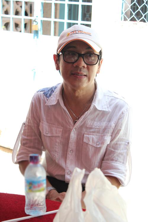 Giao Linh tiếc thương nhạc sĩ Thanh Sơn, Ca nhạc - MTV, Thanh Sơn, Giao Linh, Thanh Loc, qua doi, co nhac si, dam tang, nghe si, tin tuc