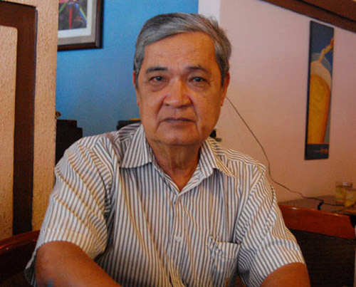 Giao Linh tiếc thương nhạc sĩ Thanh Sơn - 1