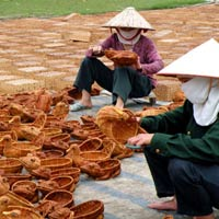 Nhiều làng nghề nổi tiếng giờ điêu đứng