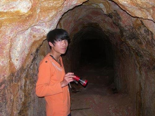 1333852274 ham bi an2 Bí mật hệ thống đường hầm tại Đà Lạt