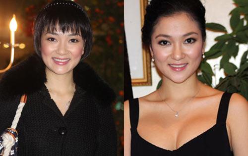 Mỹ nhân Việt thay đổi sắc đẹp từng ngày? - 3
