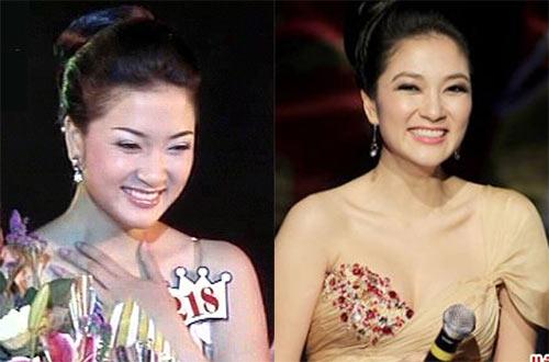 Mỹ nhân Việt thay đổi sắc đẹp từng ngày? - 4