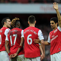 Chiến thắng của Arsenal: Loại men hảo hạng