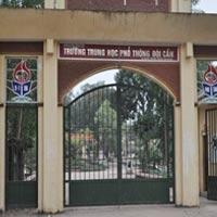 Học sinh kém bị cấm thi đại học