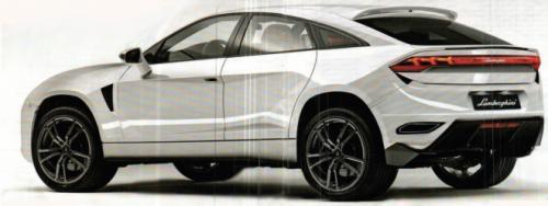 "Lamborghini SUV ""nhái"" BMW X6 lộ diện - 2"