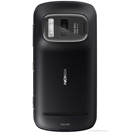Nokia 808 PureView giá trên 16 triệu đồng - 5
