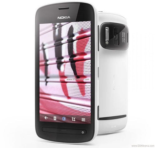 Nokia 808 PureView giá trên 16 triệu đồng - 2