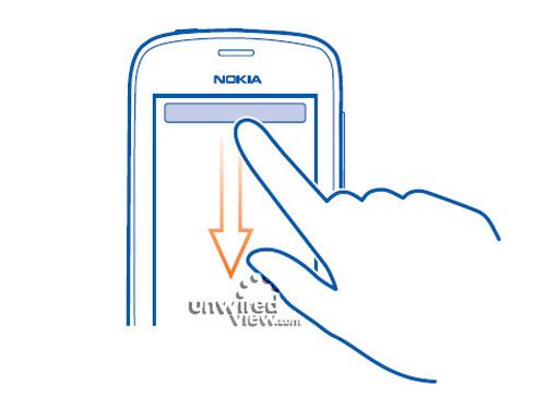 Nokia Asha 306: smartphone cấp thấp lộ ảnh - 2