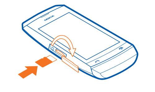 Nokia Asha 306: smartphone cấp thấp lộ ảnh - 5