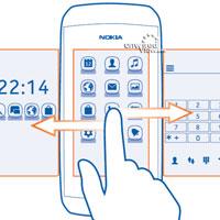 Nokia Asha 306: smartphone cấp thấp lộ ảnh