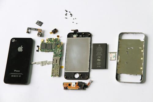 """HKPhone 4S-Retina: Không chỉ """"tốt nước sơn"""" - 2"""