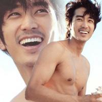 Song Seung Hun khoe thân hình vạm vỡ