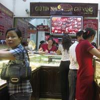 Vàng Bảo Tín Minh Châu tăng mạnh