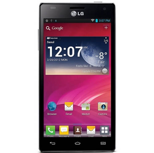 "LG D1L ""đối thủ"" Galaxy S3 - 2"