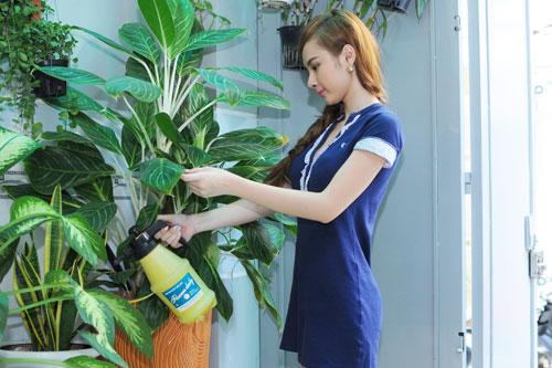 Thăm nhà xinh của Angela Phương Trinh - 14